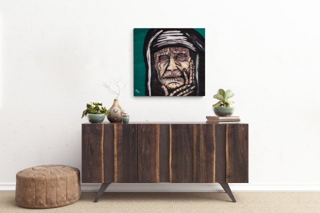 Wisdom - In room